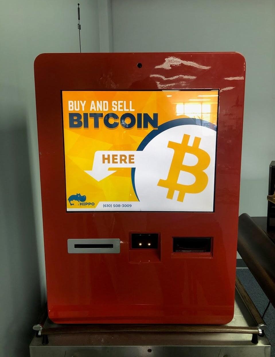 Bitcoin ATM Lancaster buy bitcoin instantly - Hippo Bitcoin ATM